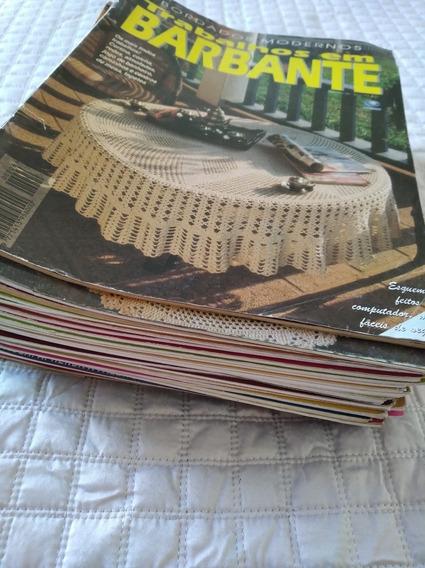 Coleção De Revistas Em Barbantes Ler O Anúncio Abaixo