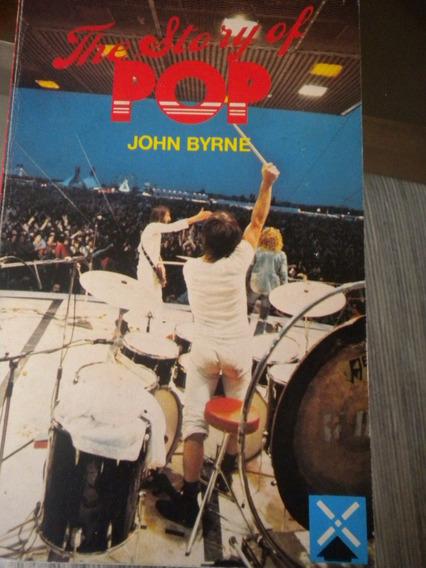 Livro The Story Of Pop John Byrne Talkinh Heads 1975