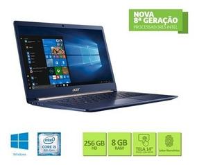 Notebook Acer Swift 5 Sf514-52t-553u Intel® Core I5 8gb 256