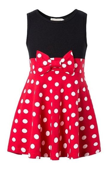 Vestido Cumpleaños Minnie Mouse
