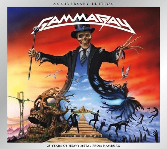 Gamma Ray - Sigh No More (2 Cds Remaster 25 Anniversary Bonu