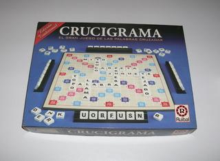 Crucigrama Edición Tradicional - Marca Ruibal - Como Nuevo