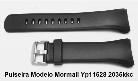 Pulseira Modelo Mormaii Yp11528 2035kkc Torcida Do Flamengo