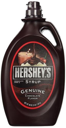 Sirope De Chocolate Hersheys 2 Unidad - kg a $22450