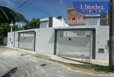 Casa Para Venda Em Itaquaquecetuba, Estancia Paraiso, 2 Dormitórios, 2 Banheiros - 209