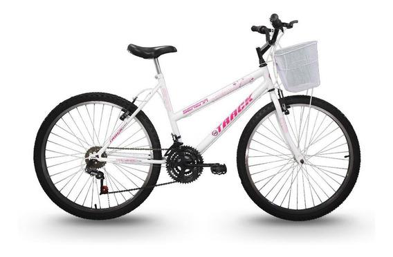 Bicicleta Track Serena Moutain Bike Aro 26