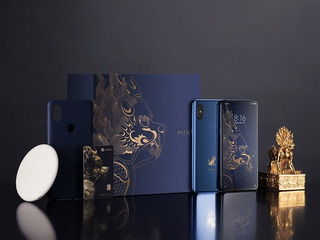 Mi Mix 3 Palace Museum Forbidden City 10gb256gb Global.
