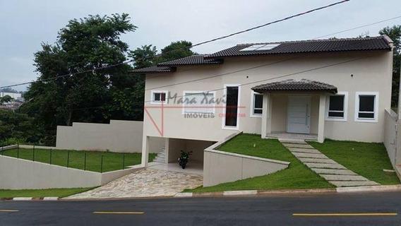 Casa Com 3 Dormitórios À Venda, 202 M² Por R$ 900.000 - Condomínio Bosque Dos Cambarás - Valinhos/sp - Ca1860
