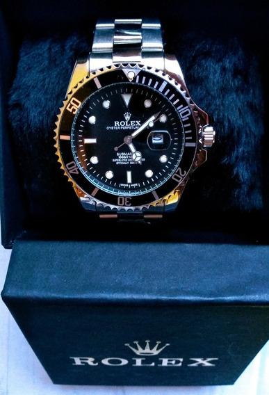 Relógio De Luxo Catraca Giratória