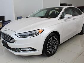 Ford Fusion 4p Se Luxury L4/2.0/t Aut