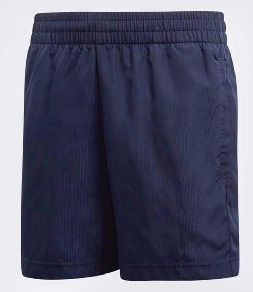 Shorts adidas Club Corto Niño Para Tennis Azul