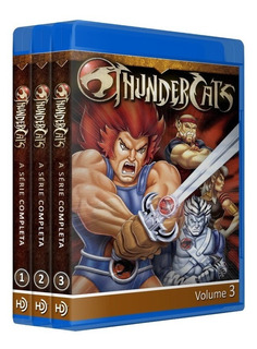 Thundercats - Serie Completa Em Bluray [ Dublado ]