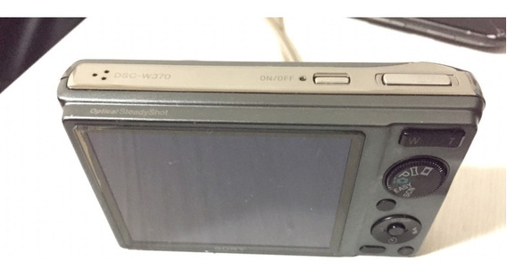 Sony Dsc-w370