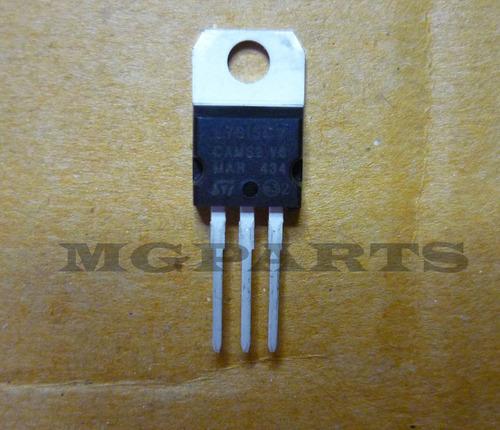 L7815 L7815cv Ic Regulador 15v St Cb