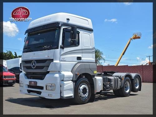 Caminhão Estradeiro Mercedes-benz Axor 2041 6x2