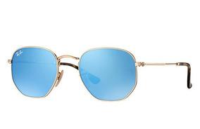 5fa725a28 Oculos Rayban Espelhado Azul Masculino - Óculos De Sol no Mercado ...