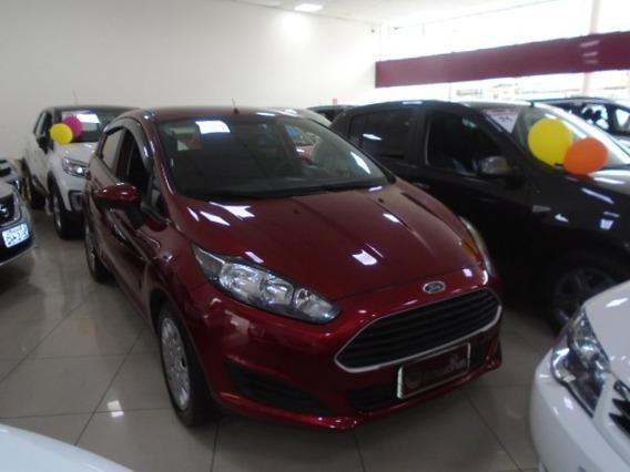 Fiesta 1.5 Se Hatch 16 V Flex
