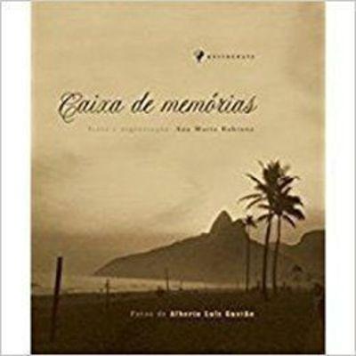 Livro Caixa De Memorias Ana Maria Bahiana