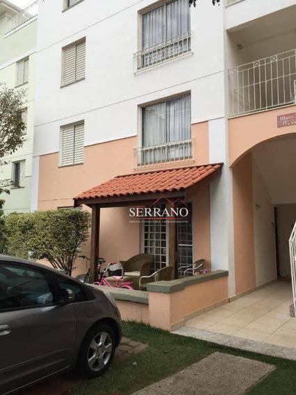 Apartamento Com 3 Dormitórios À Venda, 69 M² Por R$ 580.000,00 - Parque Prado - Campinas/sp - Ap0340