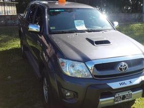 Vendo Toyota Hilux Srv 4x4 2009 3.0 Tdi