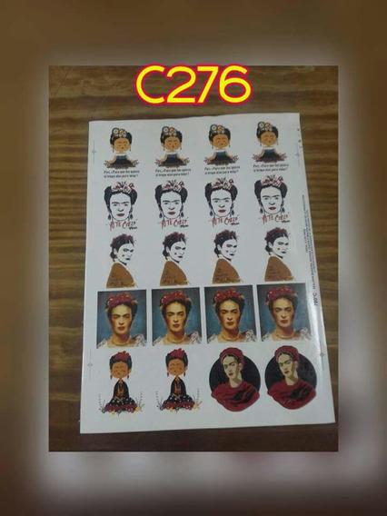 Calco Vitrificable Frida C276