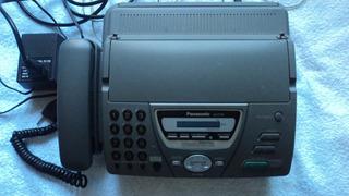 Fax Panasonic Kx Ft 78 Com Secretária Eletrônica
