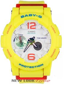 Relógio Casio Baby-g Bga-180-9bdr