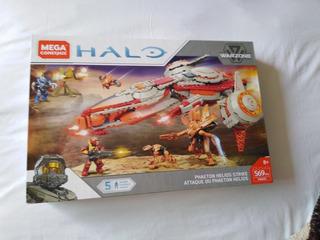 Phaeton Helios Strike Halo Mega Construx Warzone