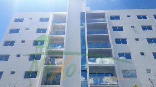 En Venta Apartamento En Proyecto Cerrado Santiago (eaa-277)