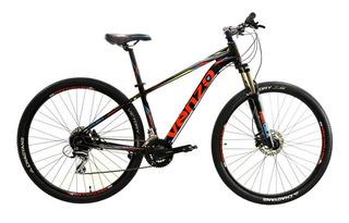 Bicicleta Venzo Thorn R29 24v Shimano Hidraulicos - Racer