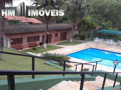 Chácara Em Condomínio Fechado Em Atibaia - Hmv2147 - 33696195