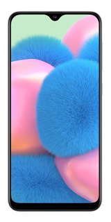 Samsung Galaxy A30s Dual SIM 64 GB Prism crush white 4 GB RAM