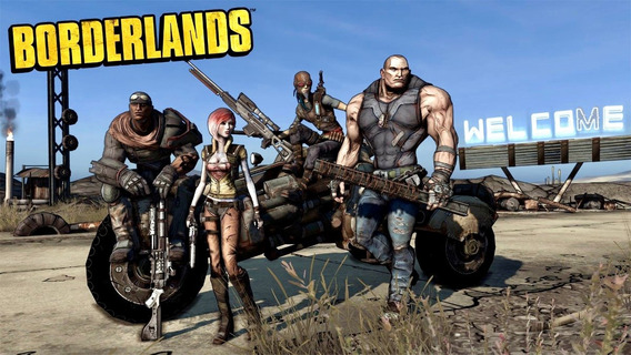Borderlands 2 Game Of The Year Edition Digital Key Pc Steam