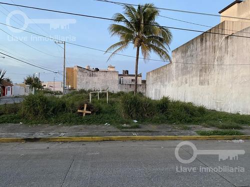 Imagen 1 de 5 de Terreno En Venta, Col. Puerto México. Coatzacoalcos, Ver.