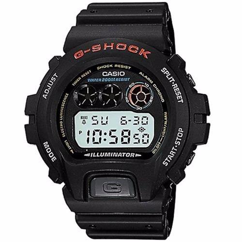 Relógio Masculino Casio G-shock Dw-6900-1vdr - Nota Fiscal