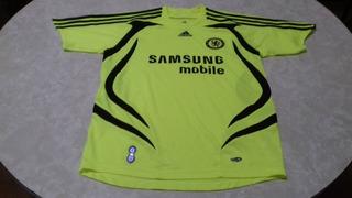 Camisa Infantil - Chelsea Amarelo - Futebol Inglês