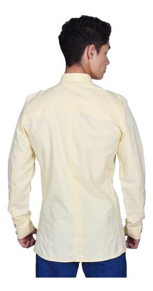 Camisa Para Charro Gris