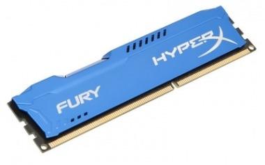 Memoria Pc Hyperx Fury Ddr3 4gb 1866mhz