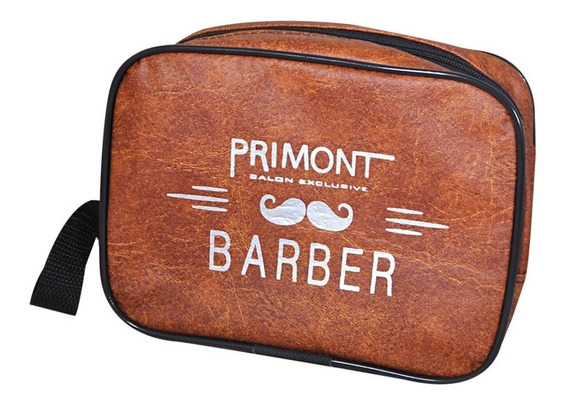 Bolso Neceser Para Productos Barberia Primont Barber