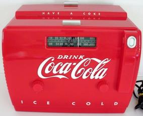Radio Coca Cola Am Fm E K7 Reproducao Anos 50