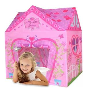 8728 Carpa Para Nenas Mi Pequeña Casa 95x72x102cm Babymovil