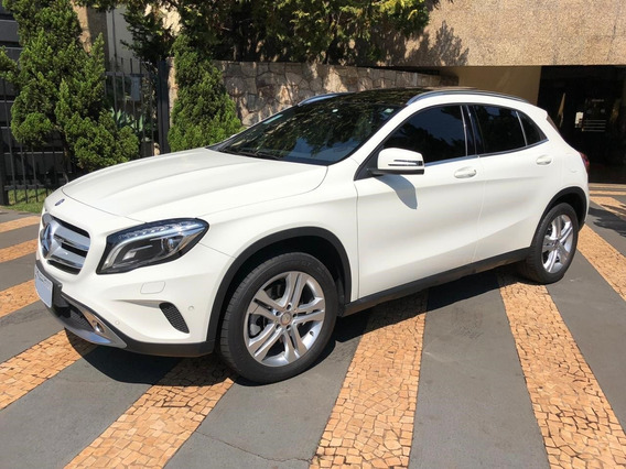 Mercedes Gla 250 Enduro 2.0 Turbo 2016
