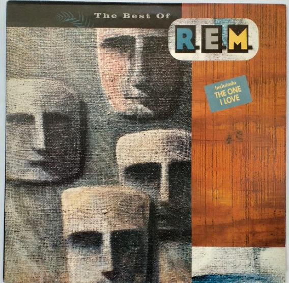 Lp R.e.m - The Best Of (1991)