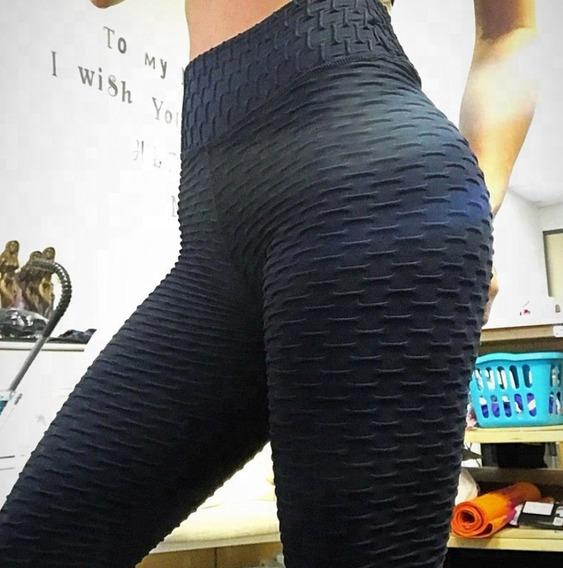 Leggings Deportivos Anticelulitis Levanta Gluteos Mujer