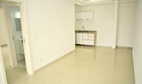 Imagem 1 de 20 de Apartamento No Balneário Dos Estreito, Andar Alto E Vista Livre. - Ap5750