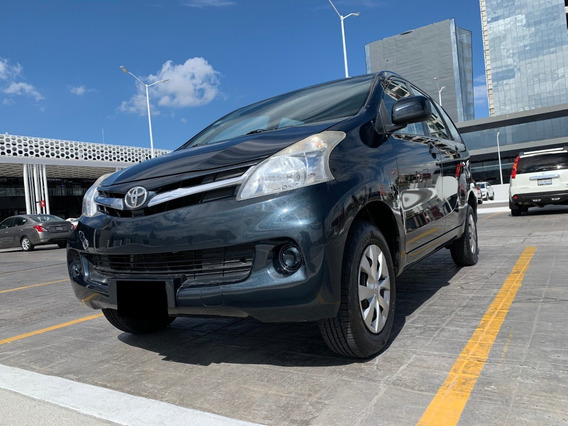 Toyota Avanza Premium Automática 2015