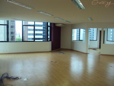 Conjunto Comercial Para Locação, Brooklin, São Paulo - Sp - Eh1573