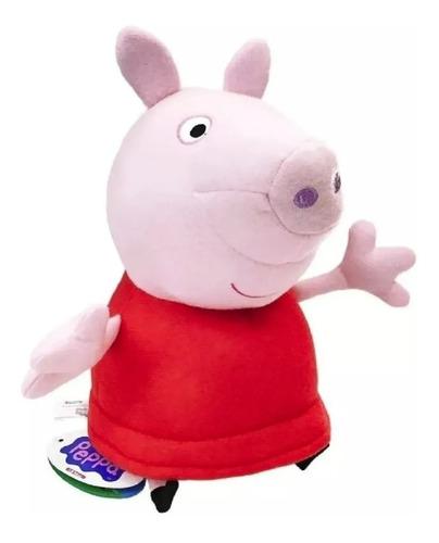 Peppa Pig Peluche 40 Cm Int 05040 La Cerdita Original