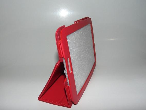 Capa Para Motorola Xoom 8.2 Vermelha