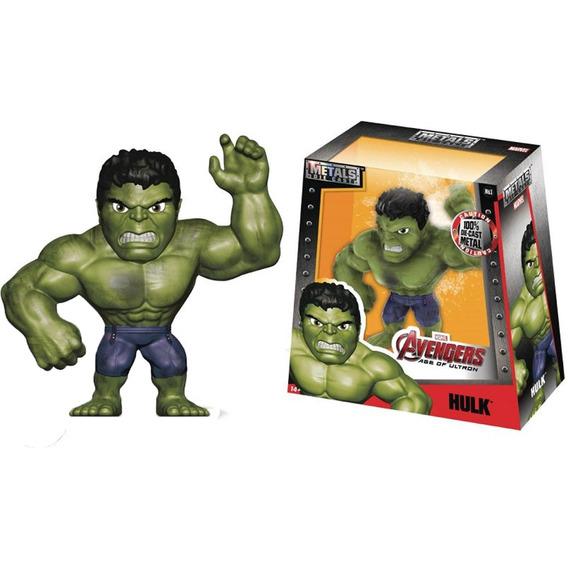 Figura Metals Hulk 16 Cm